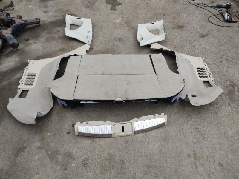 Обшивка багажника Nissan Murano PNZ51 VQ35DE 2008 (б/у)