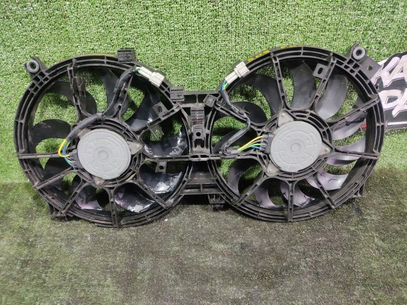 Диффузор радиатора Nissan Murano PNZ51 VQ35DE 2008 (б/у)
