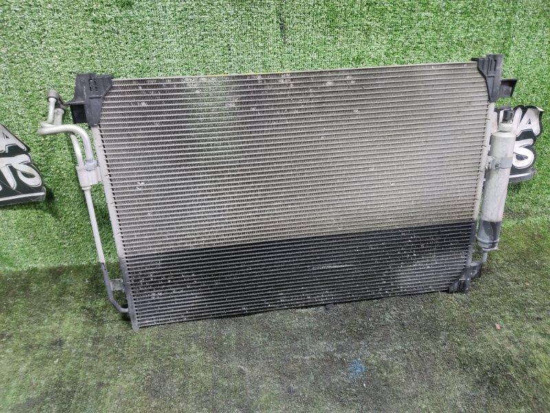 Радиатор кондиционера Nissan Murano PNZ51 VQ35DE 2008 (б/у)
