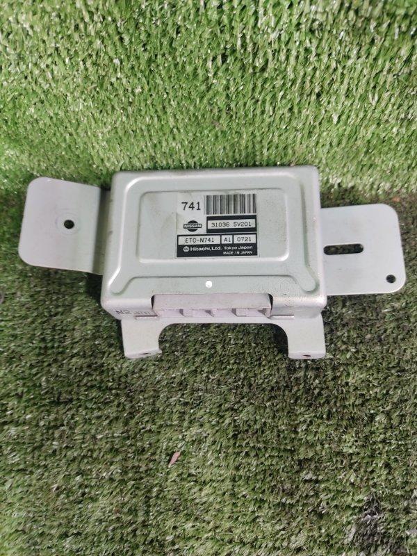 Блок управления Nissan R'nessa PNN30 KA24DE 1997 (б/у)