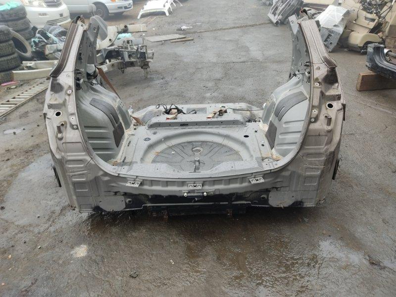 Задняя часть а/м Nissan Murano PNZ51 VQ35DE 2008 задняя (б/у)