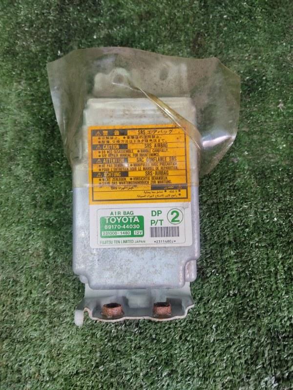 Блок управления airbag Toyota Ipsum CXM10 3CTE 1998 (б/у)