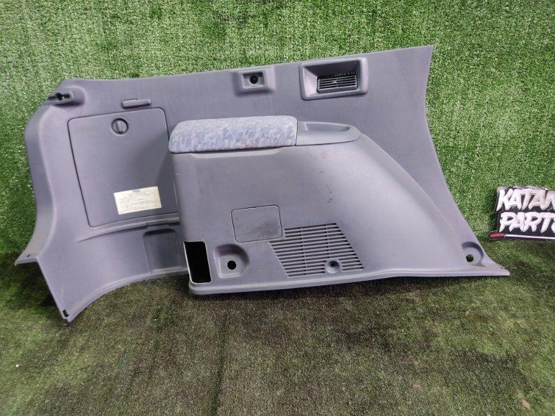 Обшивка багажника Toyota Ipsum CXM10 3CTE 1998 задняя левая (б/у)