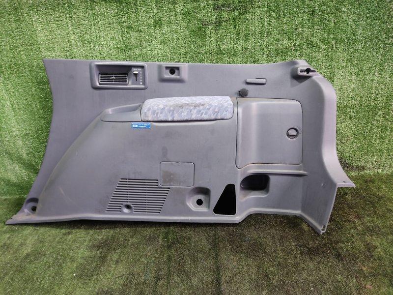 Обшивка багажника Toyota Ipsum CXM10 3CTE 1998 задняя правая (б/у)