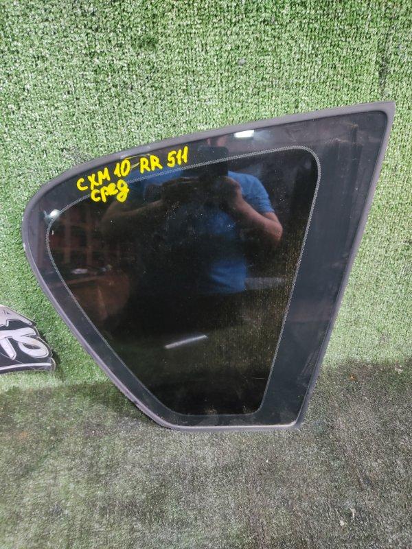 Стекло собачника Toyota Ipsum CXM10 3CTE 1998 заднее правое (б/у)