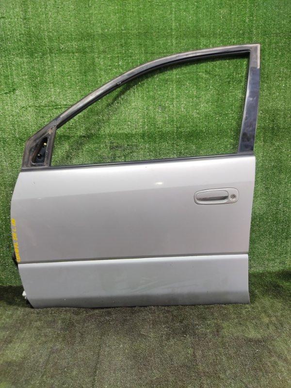 Дверь Toyota Ipsum CXM10 3CTE 1998 передняя левая (б/у)