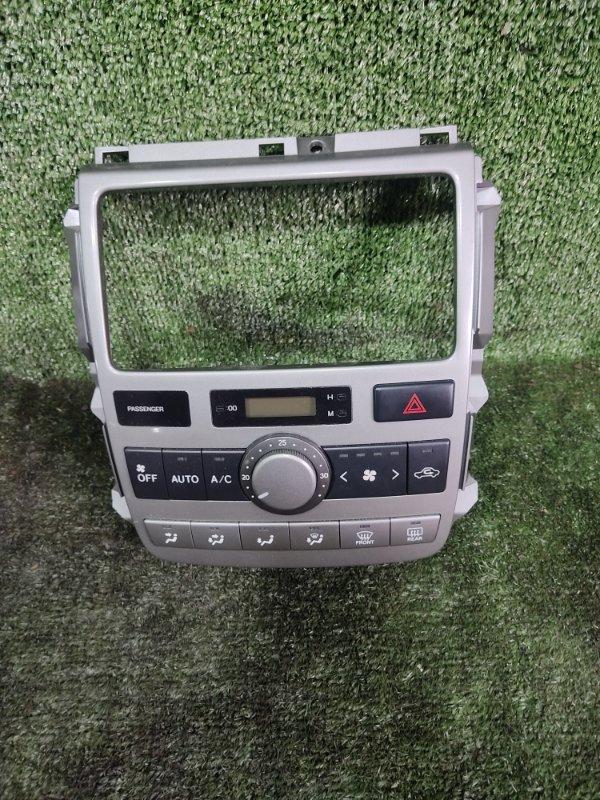 Блок управления климат-контролем Toyota Ipsum ACM21 2AZFE 2006 (б/у)