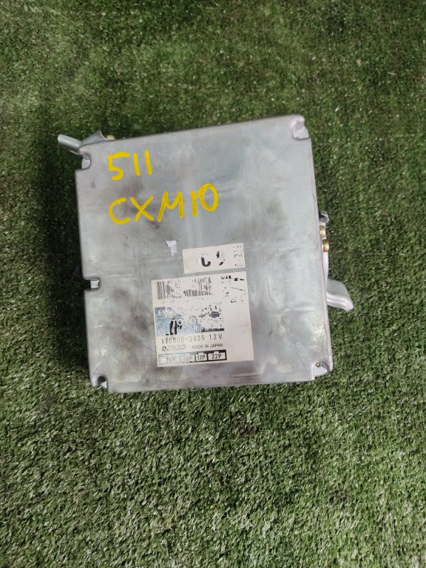Блок управления efi Toyota Ipsum CXM10 3CTE 1998 (б/у)