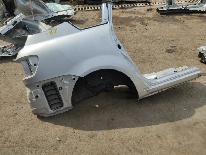 Крыло Toyota Ipsum ACM21 2AZFE 2006 заднее правое (б/у)