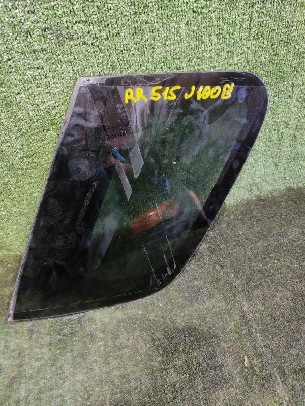 Стекло собачника Daihatsu Terios J100G HCEJ 1997 заднее правое (б/у)