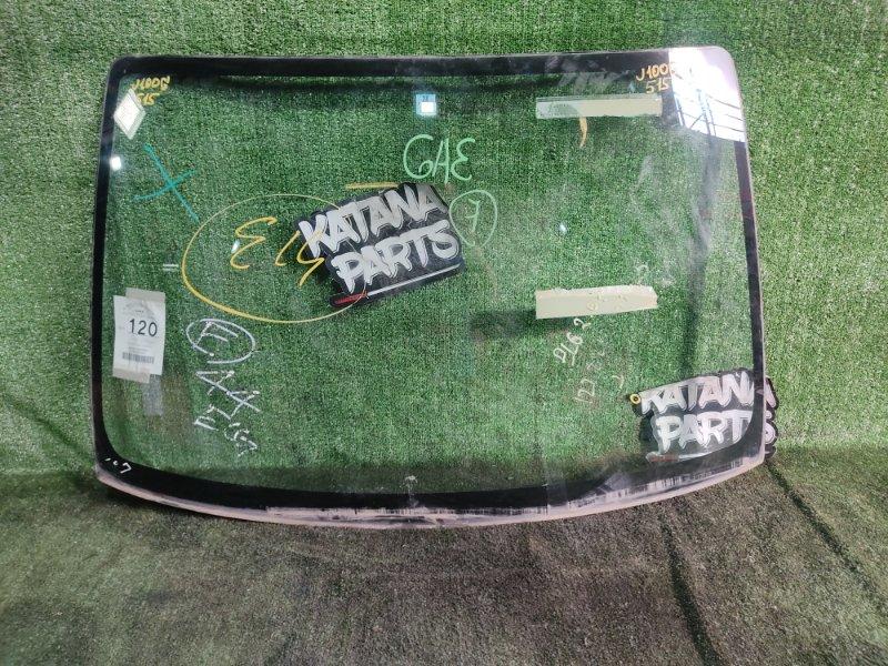 Стекло лобовое Daihatsu Terios J100G HCEJ 1997 (б/у)