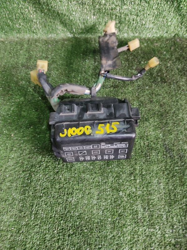 Блок предохранителей Daihatsu Terios J100G HCEJ 1997 (б/у)