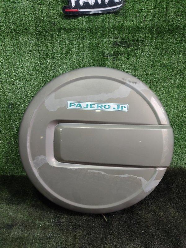 Колпак запасного колеса Mitsubishi Pajero Junior H57A 4A31 1996 (б/у)