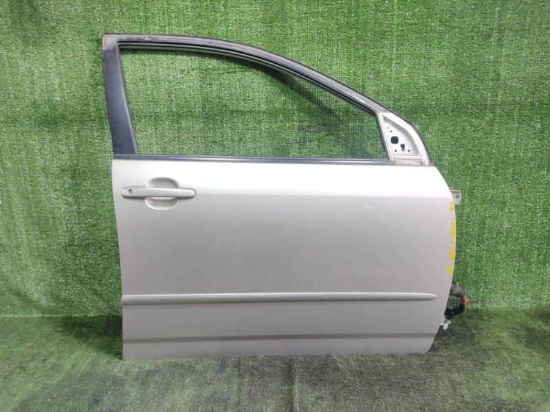 Дверь Toyota Corolla NZE121 1NZFE 2002 передняя правая (б/у)