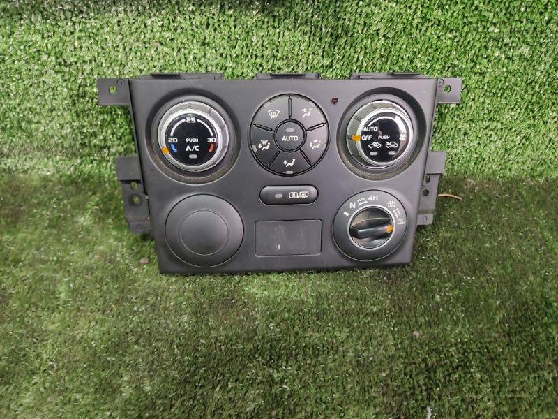 Блок управления климат-контролем Suzuki Escudo TD54W J20A 2006 (б/у)