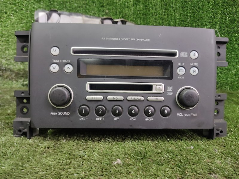Магнитофон Suzuki Escudo TD54W J20A 2006 (б/у)
