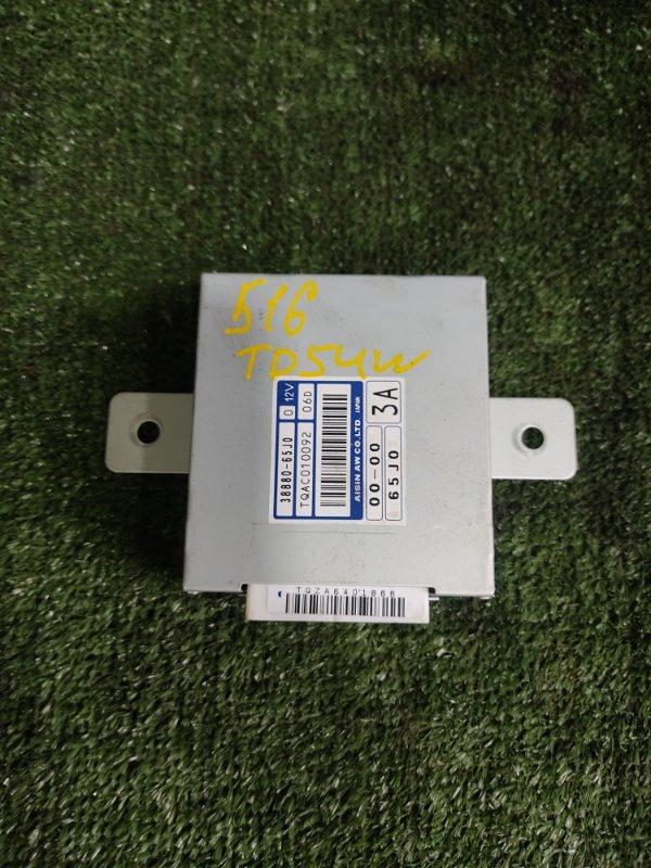 Блок управления акпп Suzuki Escudo TD54W J20A 2006 (б/у)