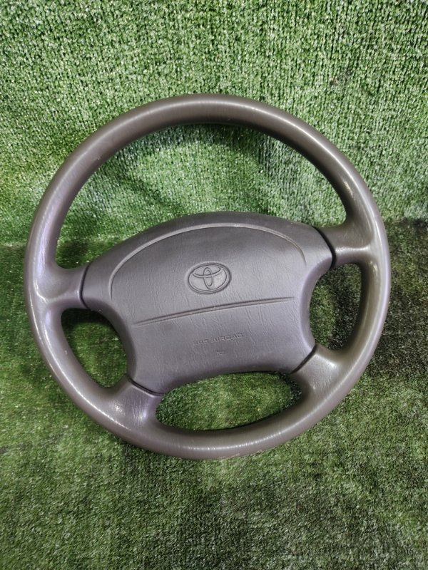 Руль с airbag Toyota Hiace KZH106W 1KZTE 1997 (б/у)