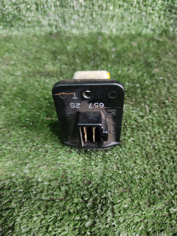 Резистор Toyota Hiace KZH106W 1KZTE 1997 передний (б/у)