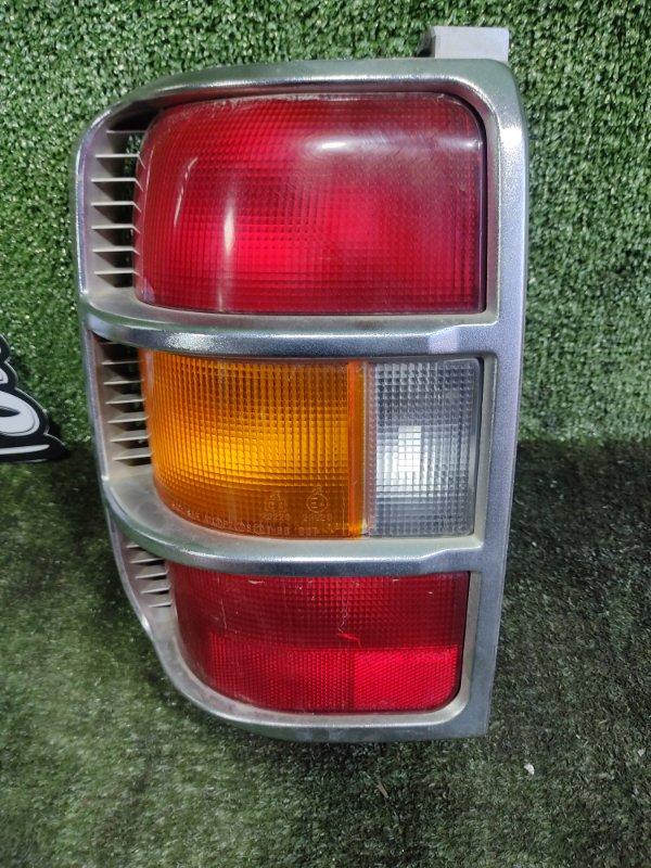 Стоп-сигнал Mitsubishi Pajero V45W 6G74 1997 задний левый (б/у)