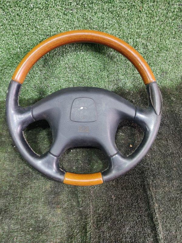 Руль с airbag Mitsubishi Pajero V45W 6G74 1997 (б/у)