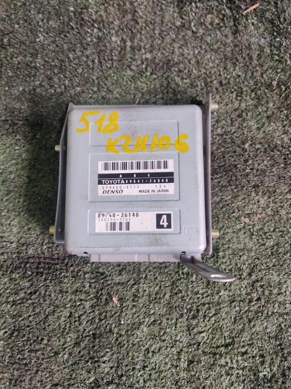 Блок управления abs Toyota Hiace KZH106W 1KZTE 1997 (б/у)