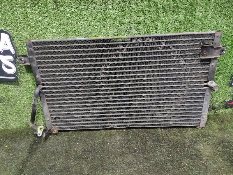 Радиатор кондиционера Mitsubishi Pajero V45W 6G74 1997 (б/у)