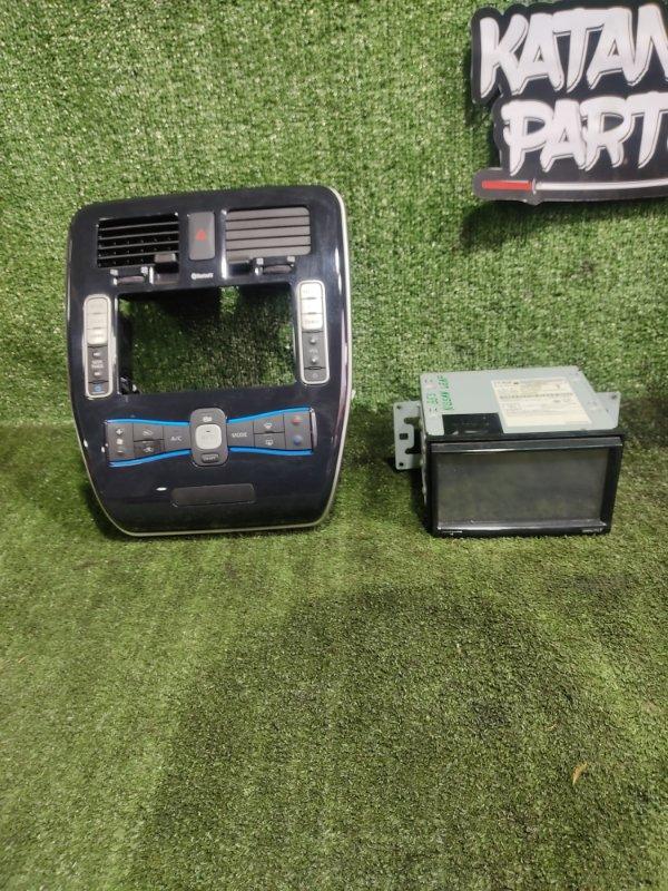 Магнитофон Nissan Leaf ZE0 EM61 2011 (б/у)