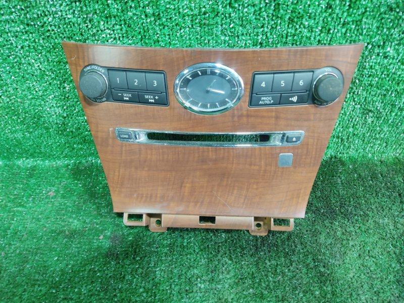 Часы Nissan Fuga Y50 VQ35HR (б/у)