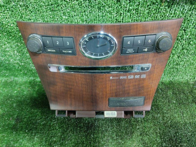 Часы Nissan Fuga PNY50 VQ35HR 2007 (б/у)