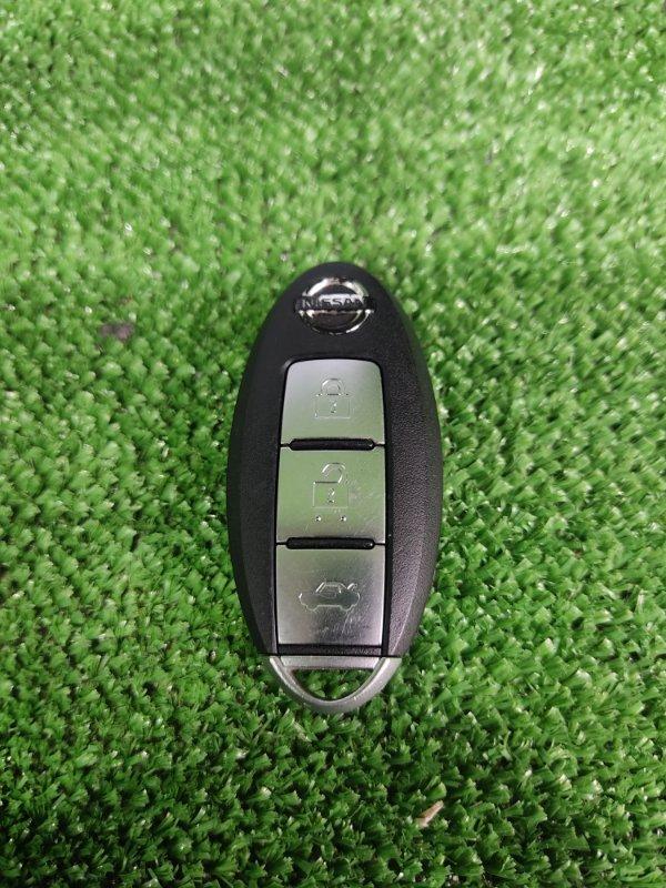 Ключ зажигания Nissan Fuga PY50 VQ35DE 2004 (б/у)