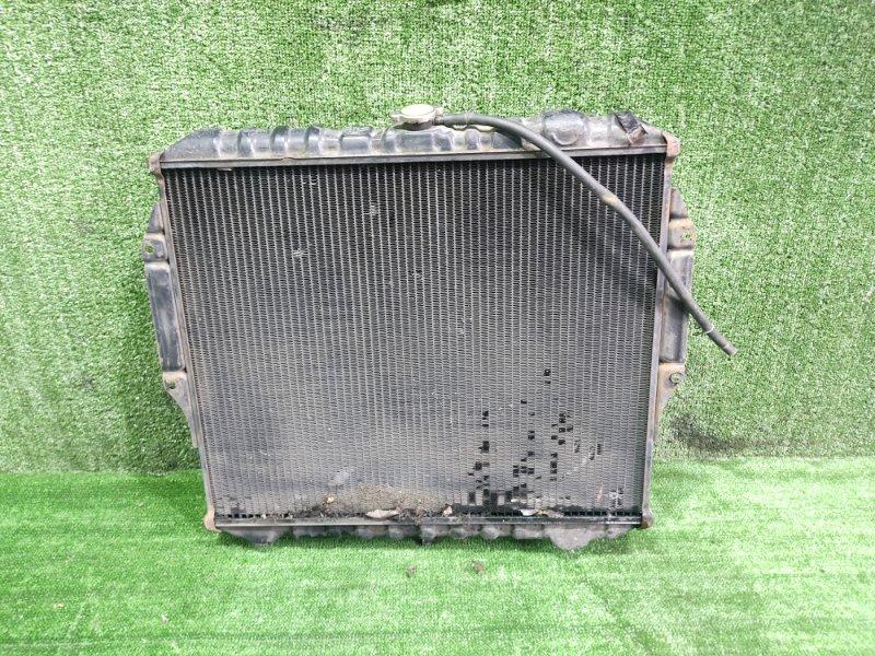 Радиатор основной Mitsubishi Pajero V45W 6G74 1997 (б/у)