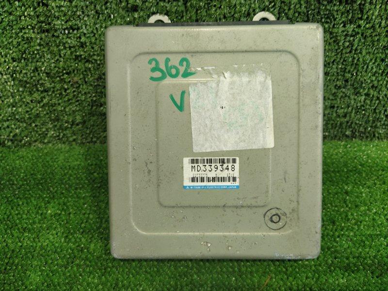 Блок управления efi Mitsubishi Pajero V21W 4G64 1998 (б/у)
