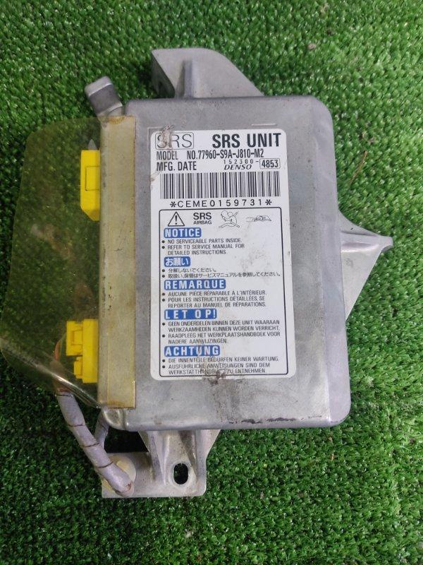 Блок управления airbag Honda Cr-V RD5 K20A 2001 (б/у)
