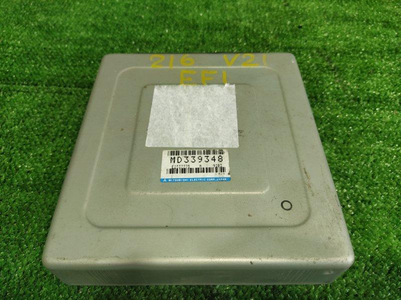 Блок управления efi Mitsubishi Pajero V21 4G64 1999 (б/у)