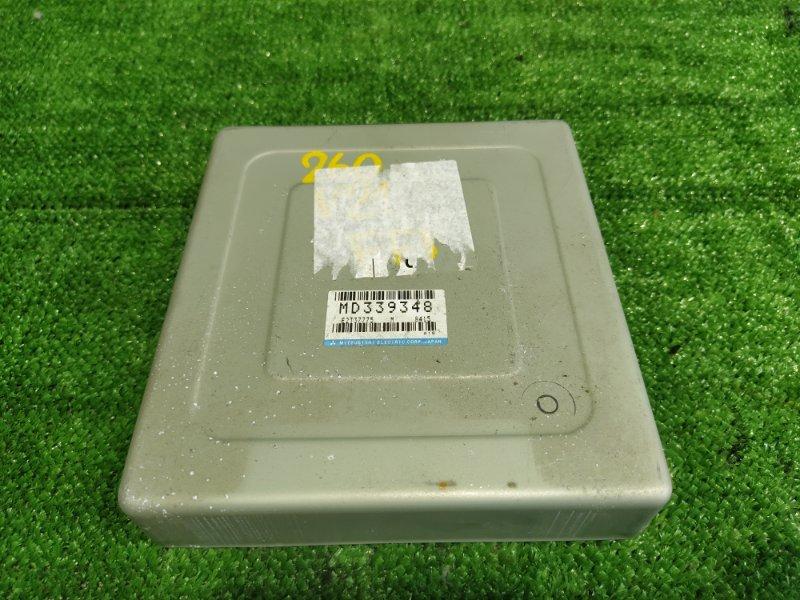 Блок управления efi Mitsubishi Pajero V21 4G64 1998 (б/у)