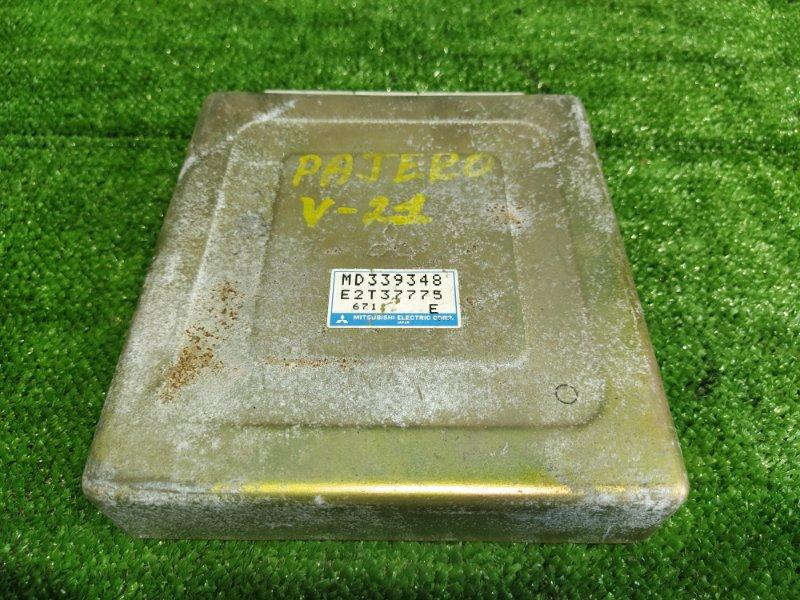 Блок управления efi Mitsubishi Pajero V21 4G64 (б/у)