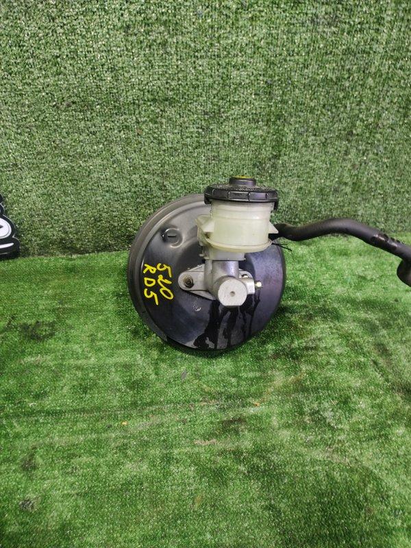 Главный тормозной цилиндр Honda Cr-V RD5 K20A 2001 (б/у)