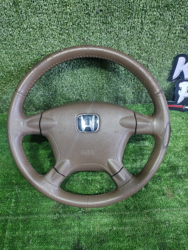 Руль с airbag Honda Cr-V RD5 K20A 2001 (б/у)