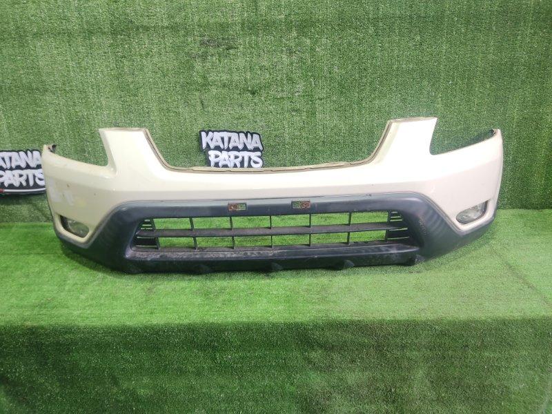Бампер Honda Cr-V RD5 K20A 2001 передний (б/у)