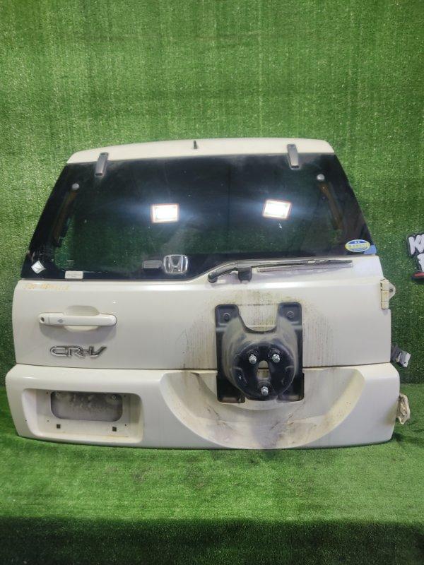 Дверь 5-я Honda Cr-V RD5 K20A 2001 (б/у)