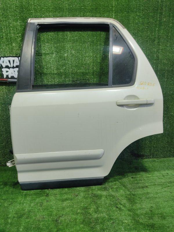 Дверь Honda Cr-V RD5 K20A 2001 задняя левая (б/у)