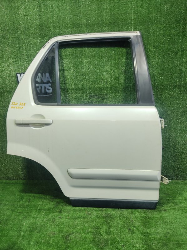 Дверь Honda Cr-V RD5 K20A 2001 задняя правая (б/у)