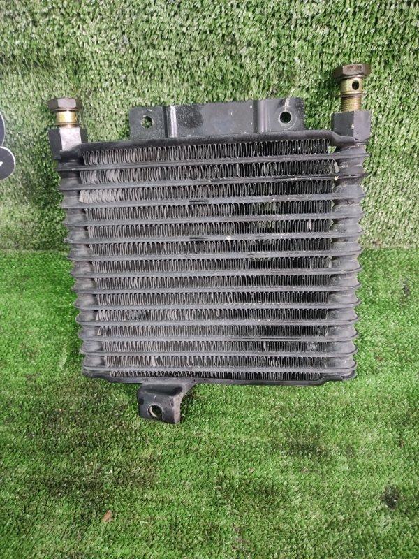 Радиатор масляный Mitsubishi Pajero V45W 6G74 1997 (б/у)