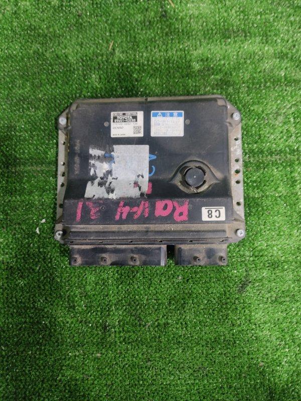 Блок управления efi Toyota Rav4 ACA31 2AZFE (б/у)