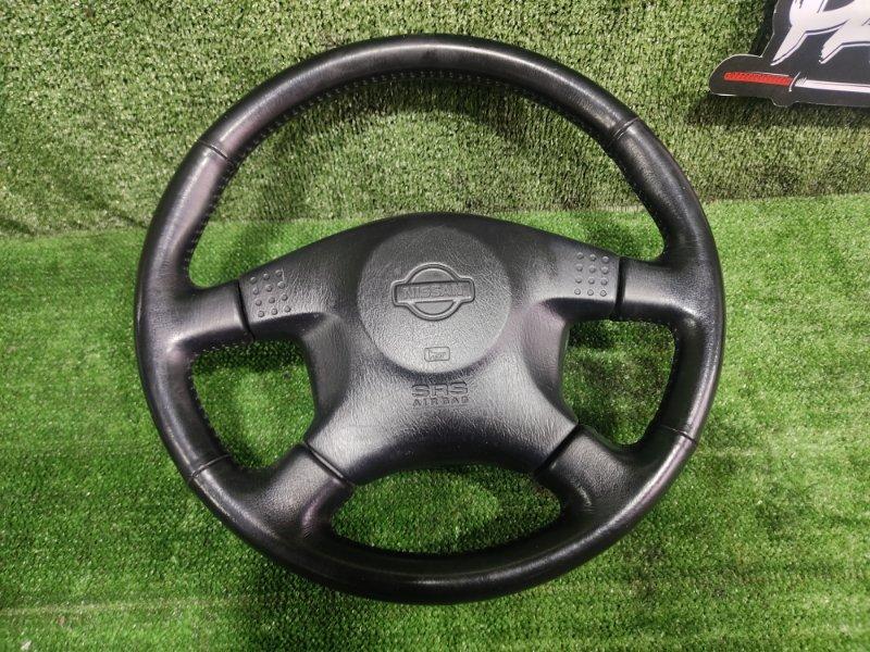 Руль с airbag Nissan R'nessa NN30 SR20DET 1998 (б/у)
