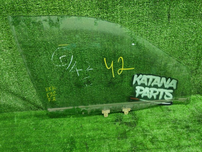 Стекло Nissan R'nessa NN30 SR20DET 1998 переднее правое (б/у)