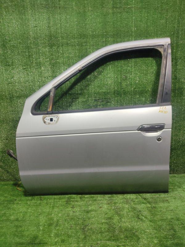 Дверь Nissan R'nessa NN30 SR20DET 1998 передняя левая (б/у)