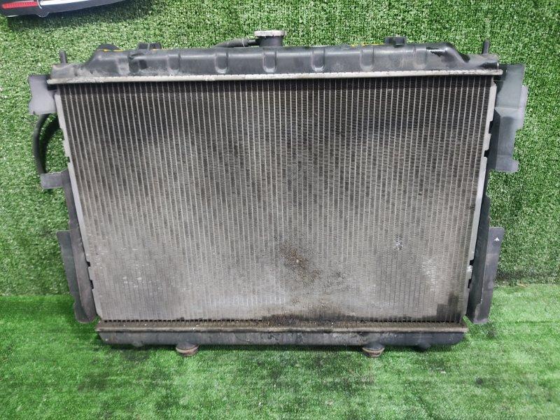 Радиатор основной Nissan R'nessa NN30 SR20DET 1998 (б/у)