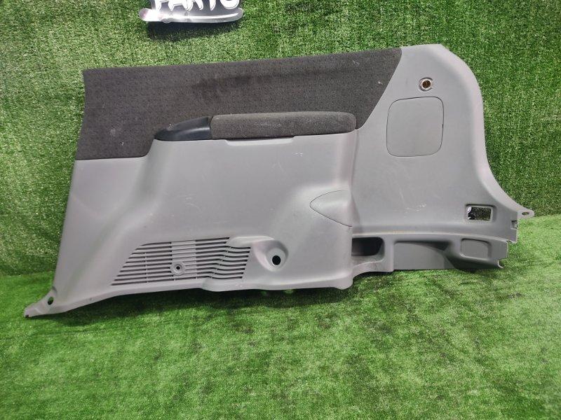 Обшивка багажника Toyota Ipsum ACM26 2AZFE 2002 задняя правая (б/у)